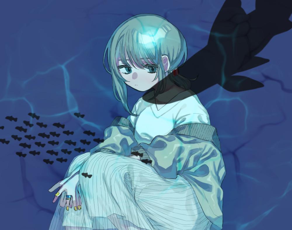☀️ Illust of suyari girl