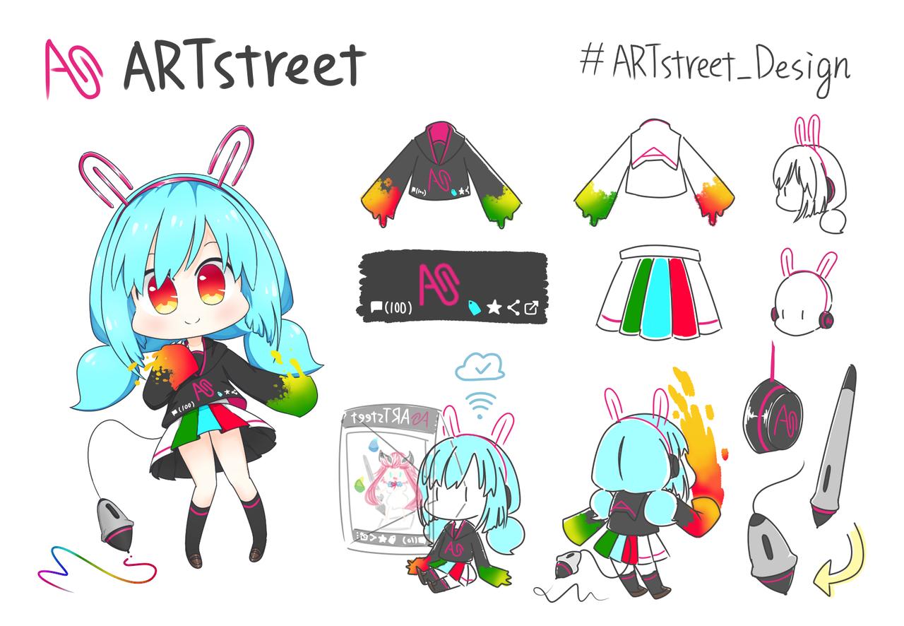 ARTstreet_Design 角色