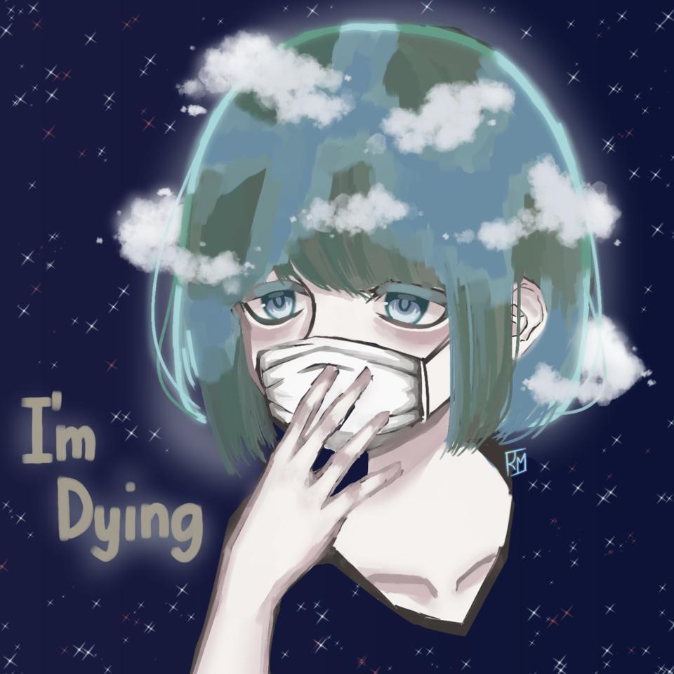 earth chan 🌌🌏 Illust of ROZMΛRI medibangpaint