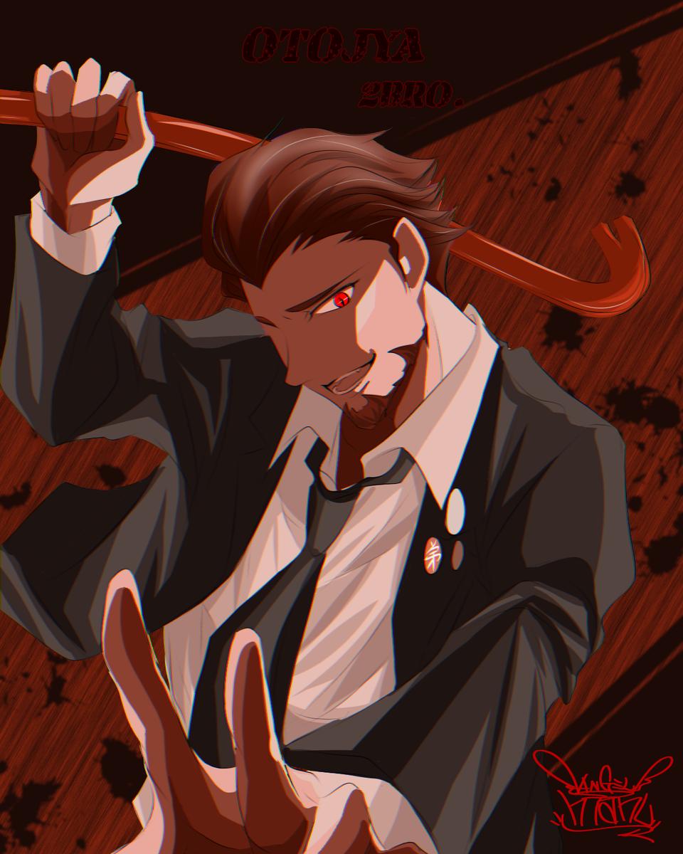 2BRO.♪  弟者さんゲス顔✨ Illust of Manu illustration 兄者弟者 カラー 2BRO. ゲーム実況者 medibangpaint ゲス顔 弟者 YouTuber digital