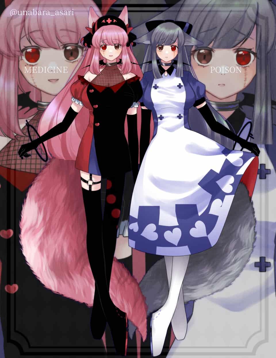 オリジナルキャラクター Illust of 海原あさり oc girl original