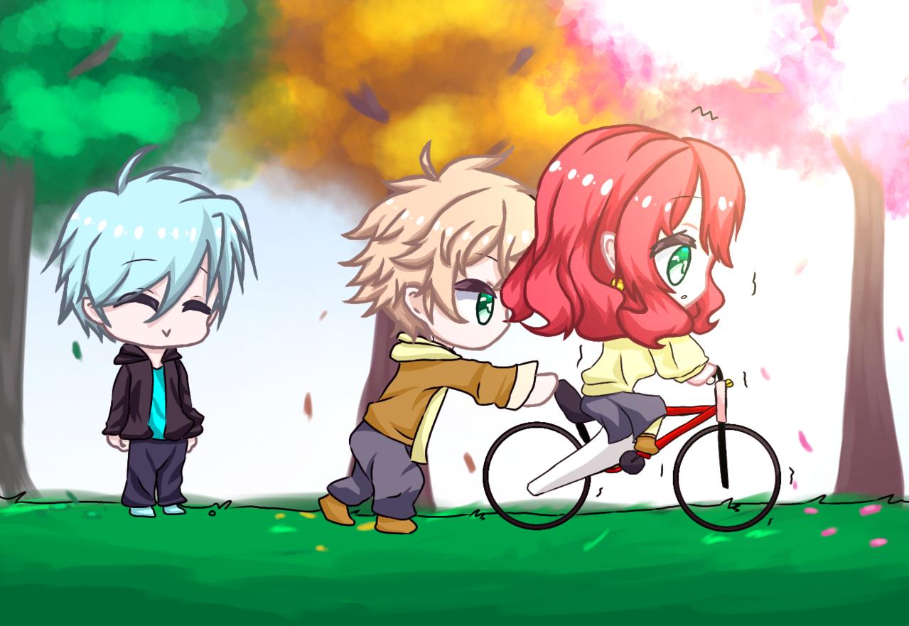 Sweet~ Illust of Izayoi Mikasa cute girl Mii-chan(Mikasa) Sweet oc chibi IzayoiMikasa kawaii
