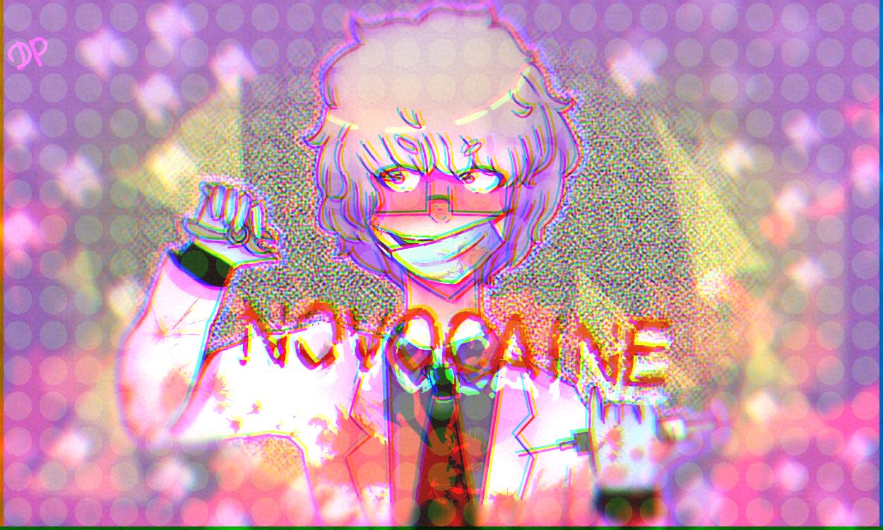 Creep-P & GHOST - NOVOCAINE ft. vflower