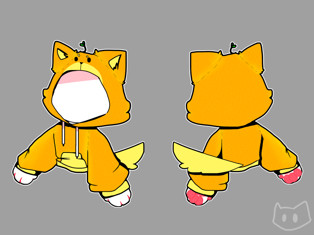 ●CRYING CAT●'s Hoodie contest Illust of ??? CindyDraw hoodie doggy