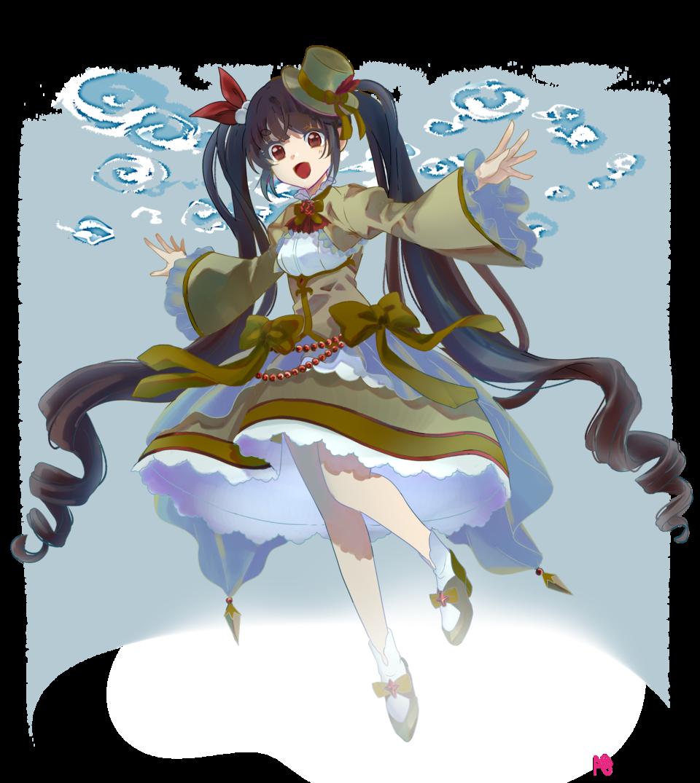 水の中 Illust of あいこ ColoringContest medibangpaint