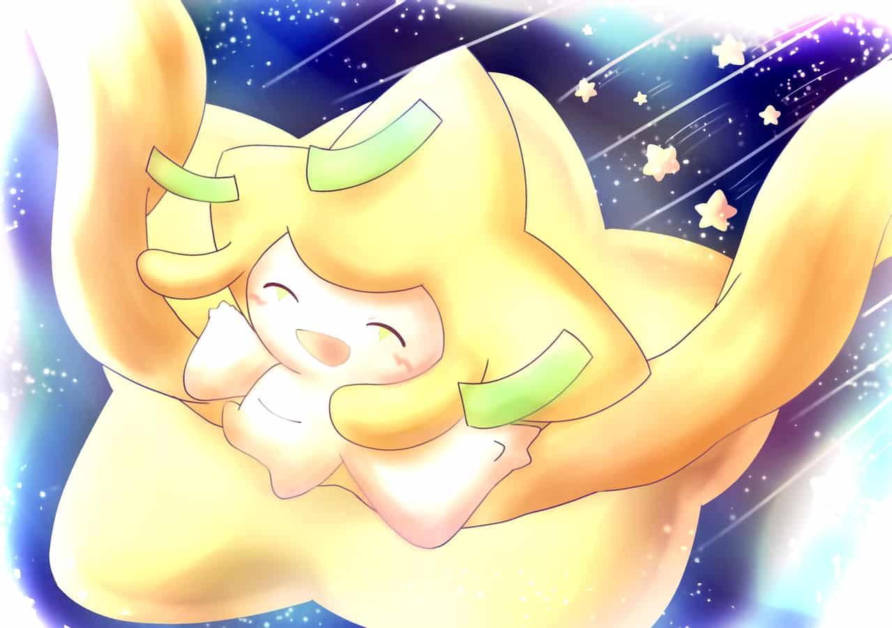 ジラーチ Illust of 88里 Jirachi pokemon