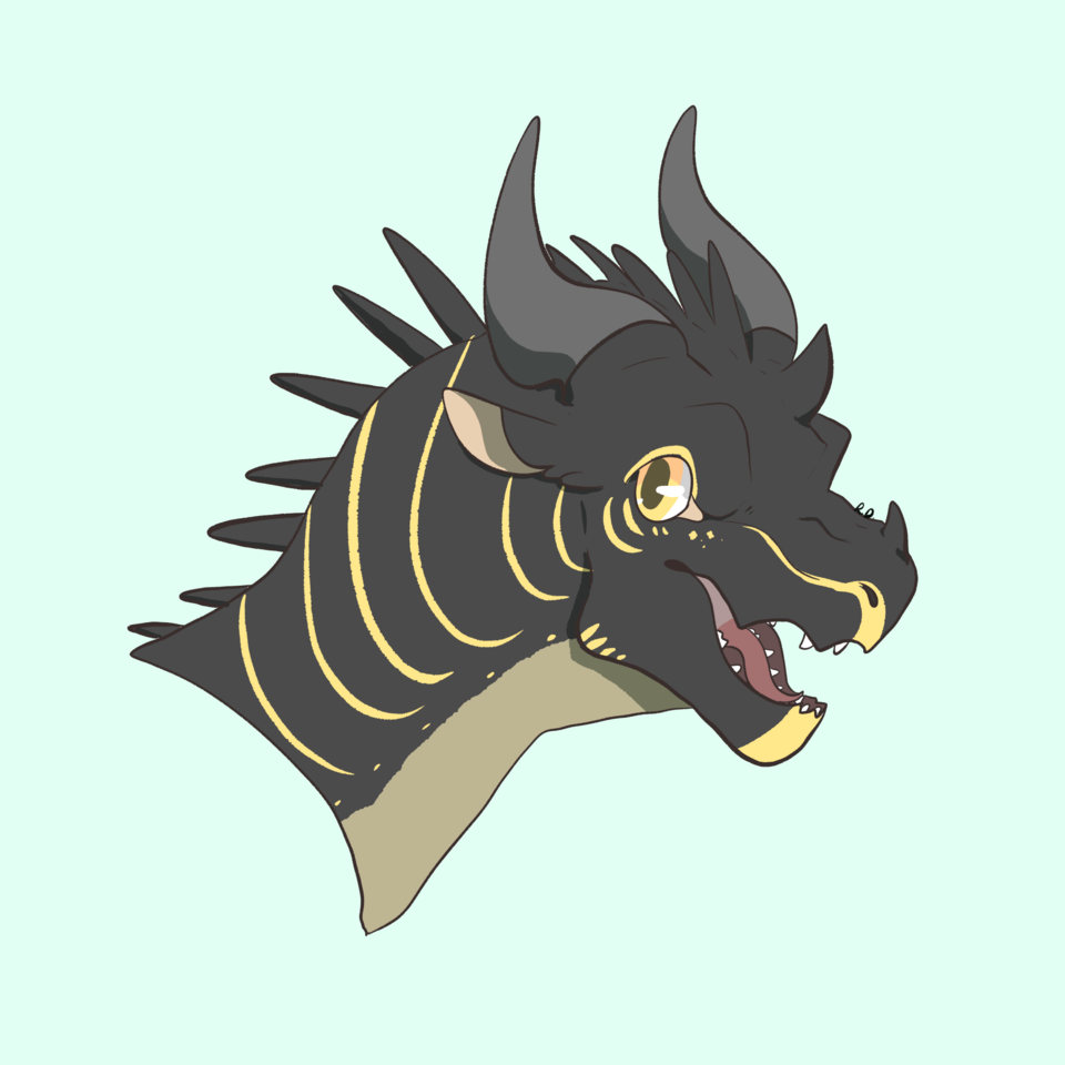 Bumblebee! (WoF) Illust of RocketDoodle dragon WingsofFire