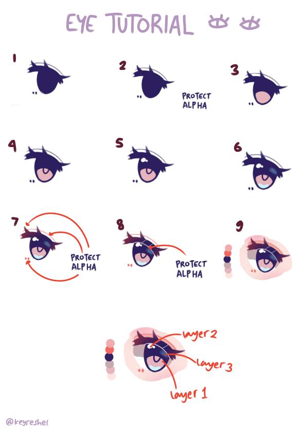 easy eyes tutorial (2)