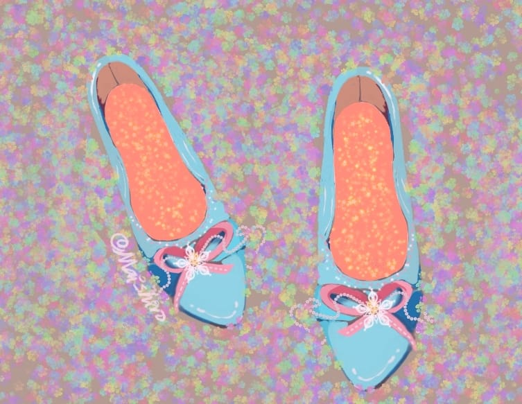 Colour study  Illust of maishiro maishiro