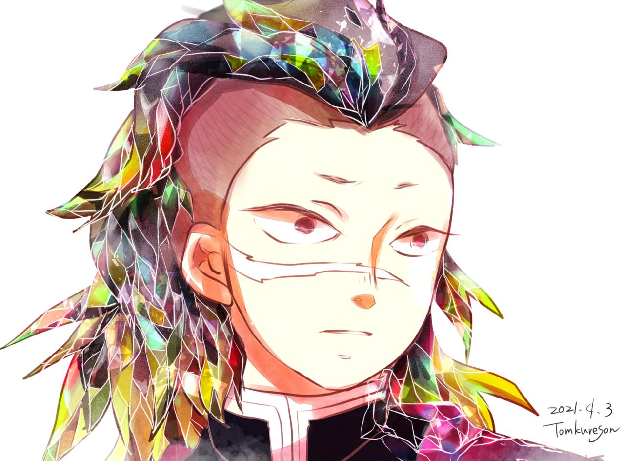 玄弥 Illust of とむくれそん KimetsunoYaiba ice ShinazugawaGenya medibangpaint