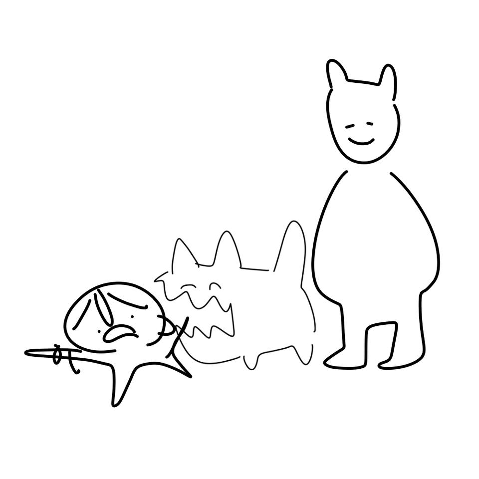저랑 같겜해요 Illust of 오른라노사우르스렌쭈랄 medibangpaint