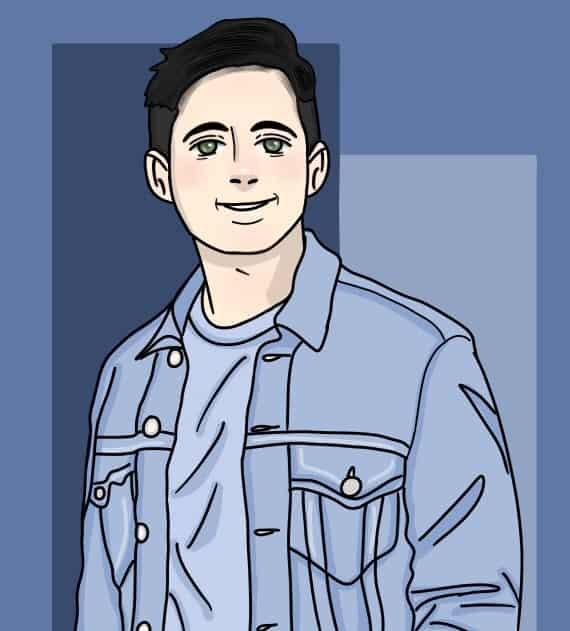 My Ideal Husbando Illust of 🌜Mayari🌛 January2021_Contest:OC MyIdealWaifu_MyIdealHusbandoContest MyIdealHusbando newyear anime iPad_raffle animestyle medibangpaint freeprofilepic animeboy