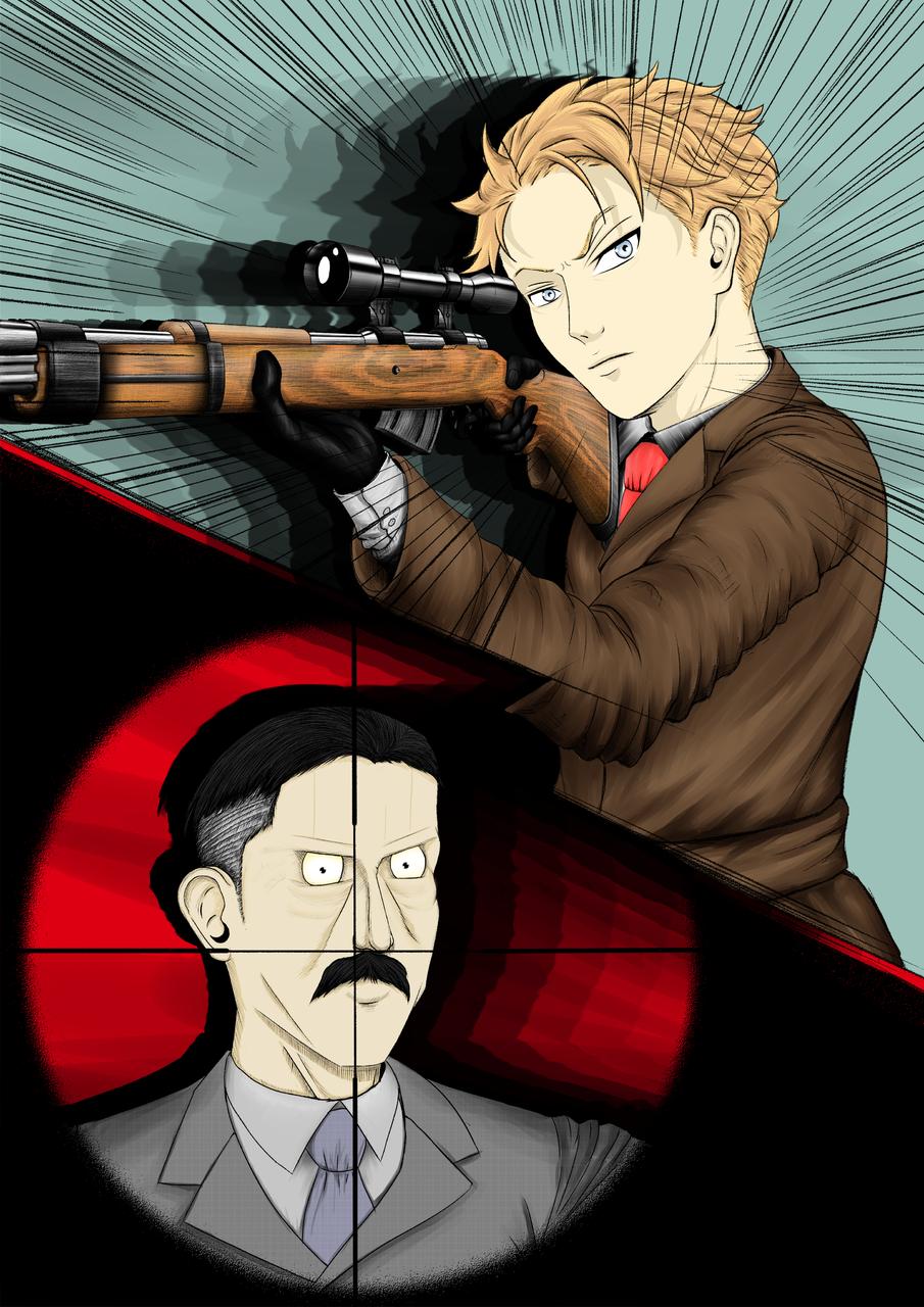 My objective is... Illust of Duosomnia SPY×FAMILY_Contest MediBangPaintPro manga SPY×FAMILY 芸術 medibangpaint