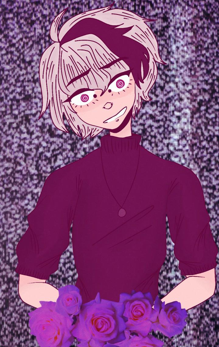 愛 Illust of moongender medibangpaint
