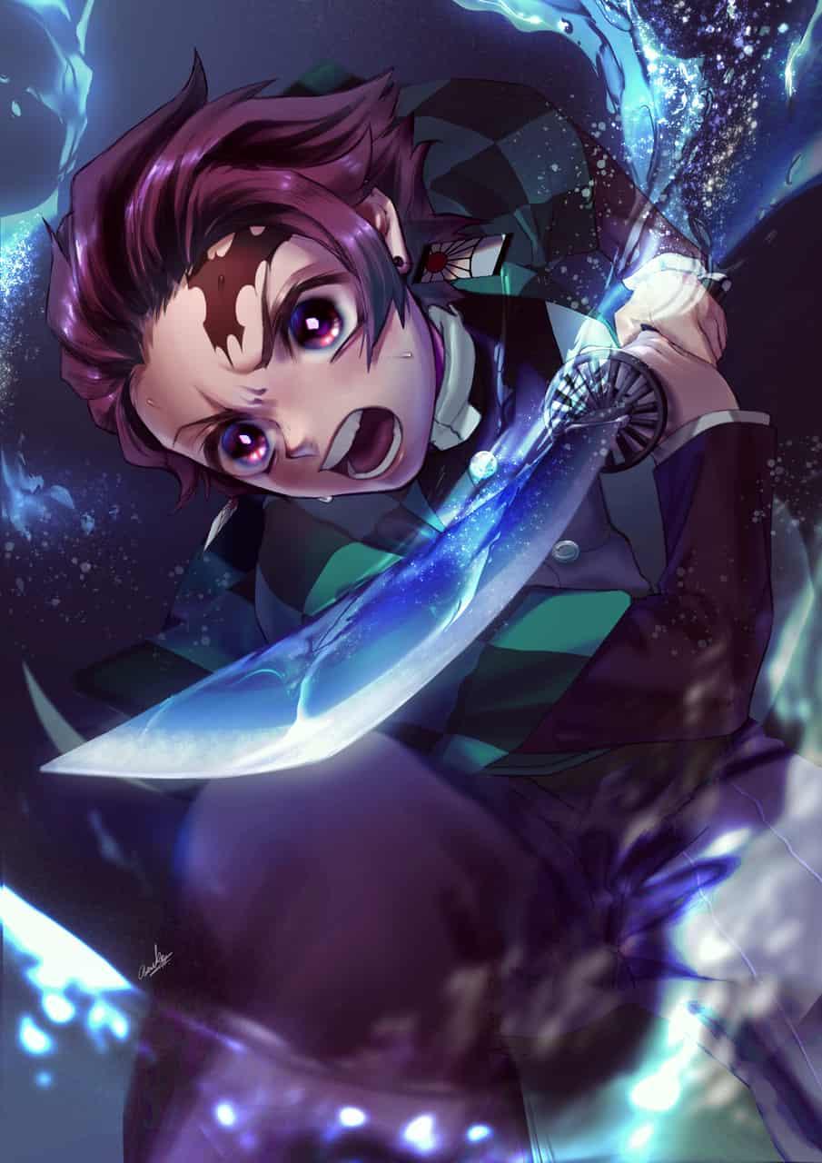 竈門炭治郎 Illust of あすか DemonSlayerFanartContest KamadoTanjirou original KimetsunoYaiba