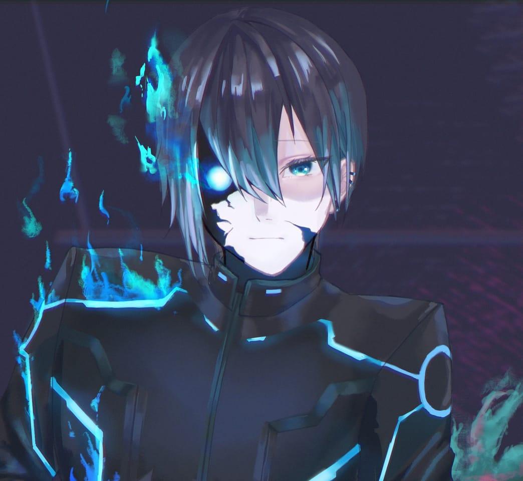 黛灰 Illust of のほほ 黛灰 virtual_YouTuber にじさんじ