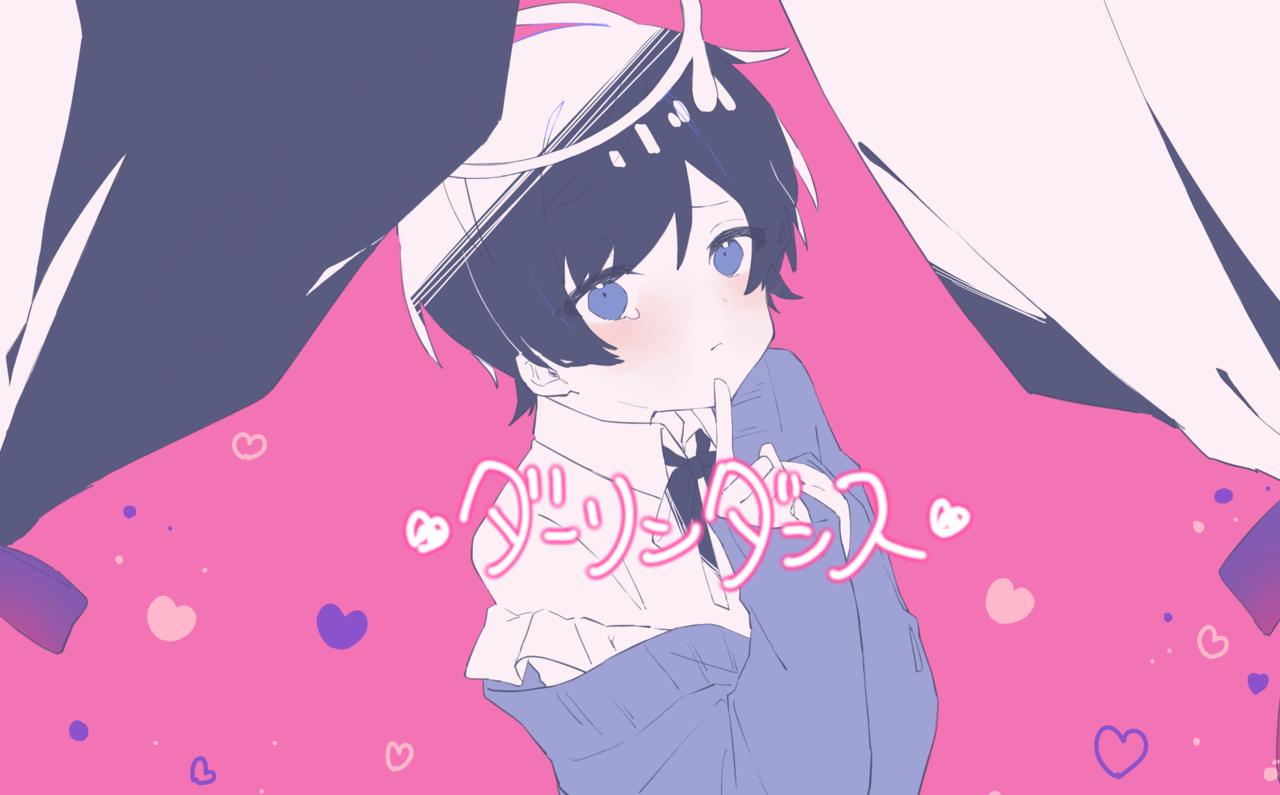 Illust of みぞれ 黒髪