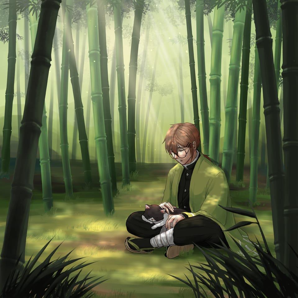竹原 清 Illust of vickypon January2021_Contest:OC