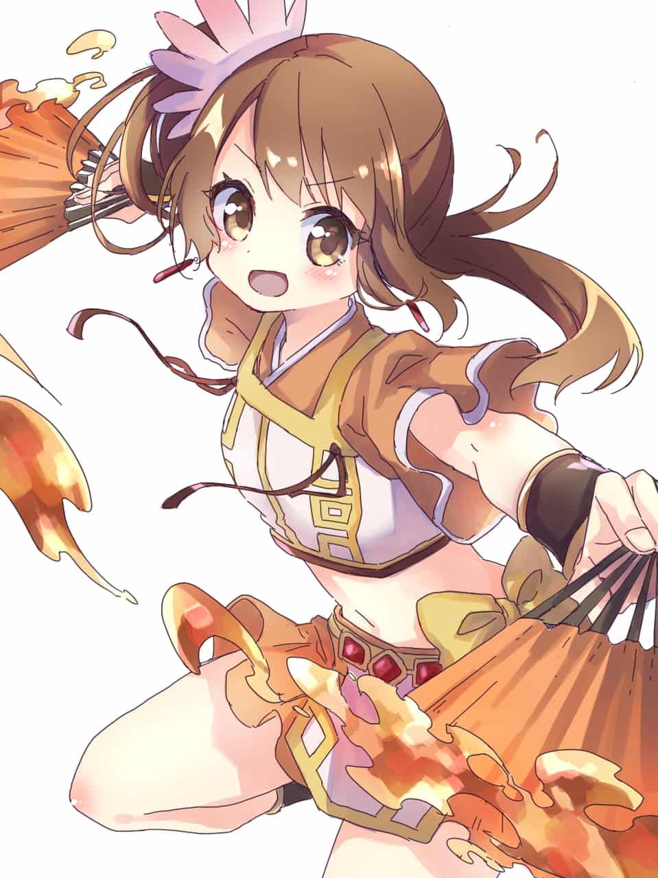 つるのん Illust of ひろみ マギレコ girl マギアレコード medibangpaint 由比鶴乃