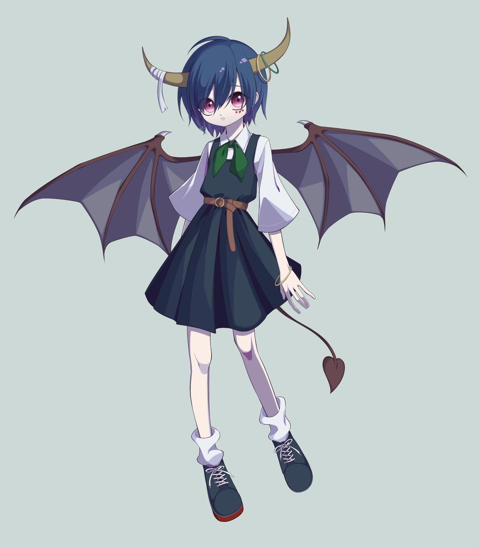 でび Illust of 四ノ未まぐ demon original