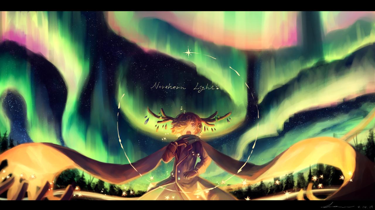 「そして僕は光の魔法にかけられた」