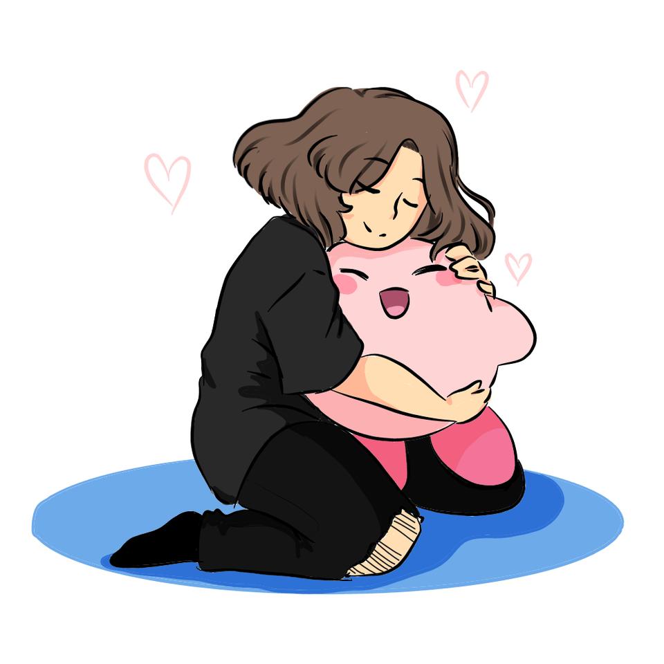 Kirby ^^ Illust of Yara_593 medibangpaint