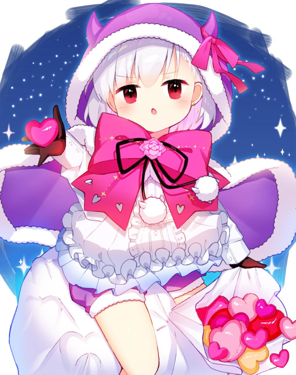 めりーくりすます Illust of ちょも medibangpaint Fate/GrandOrder カーマ(Fate) Christmas