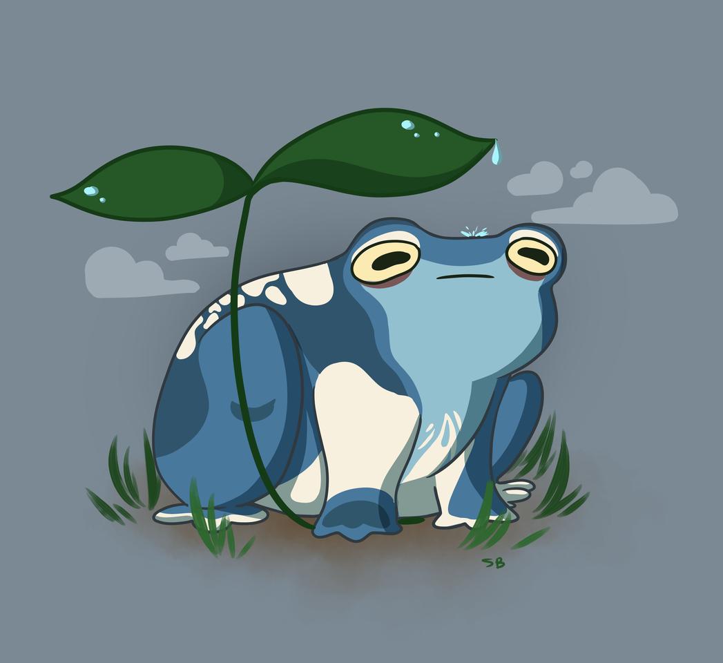 Illust of slugthebug medibangpaint