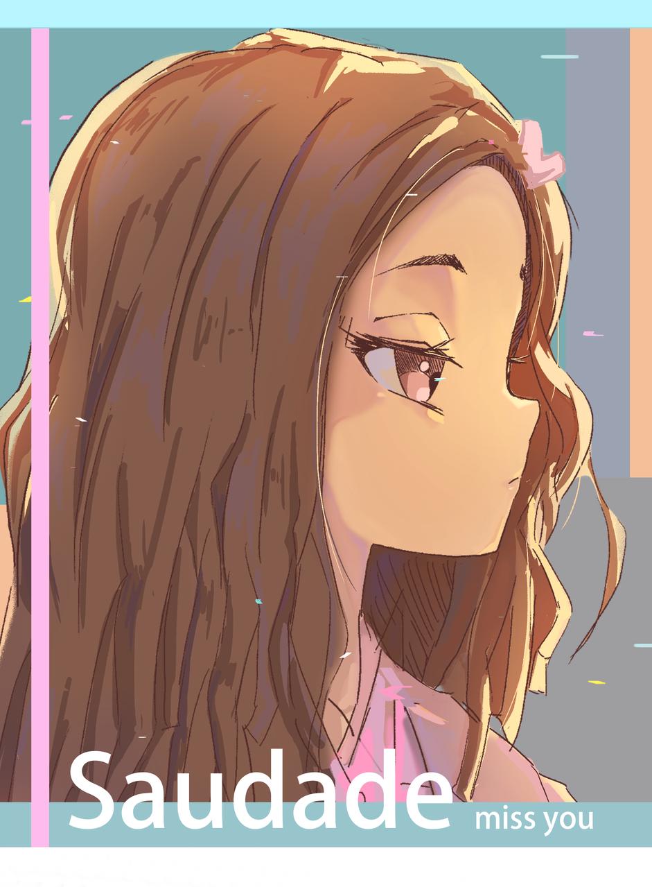 Miss you Illust of 阿融哈 DemonSlayerFanartContest girl KamadoNezuko