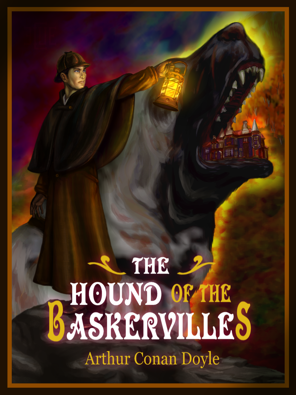 curse of baskervilles summary All chapter summaries for the hound of the baskervilles chapters 1-15 learn with flashcards, games  the manuscript tells the story of the baskerville curse.