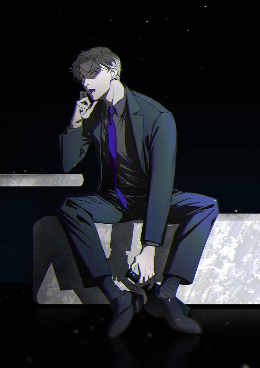 你看什么看 Illust of 木垚知马力 original boy