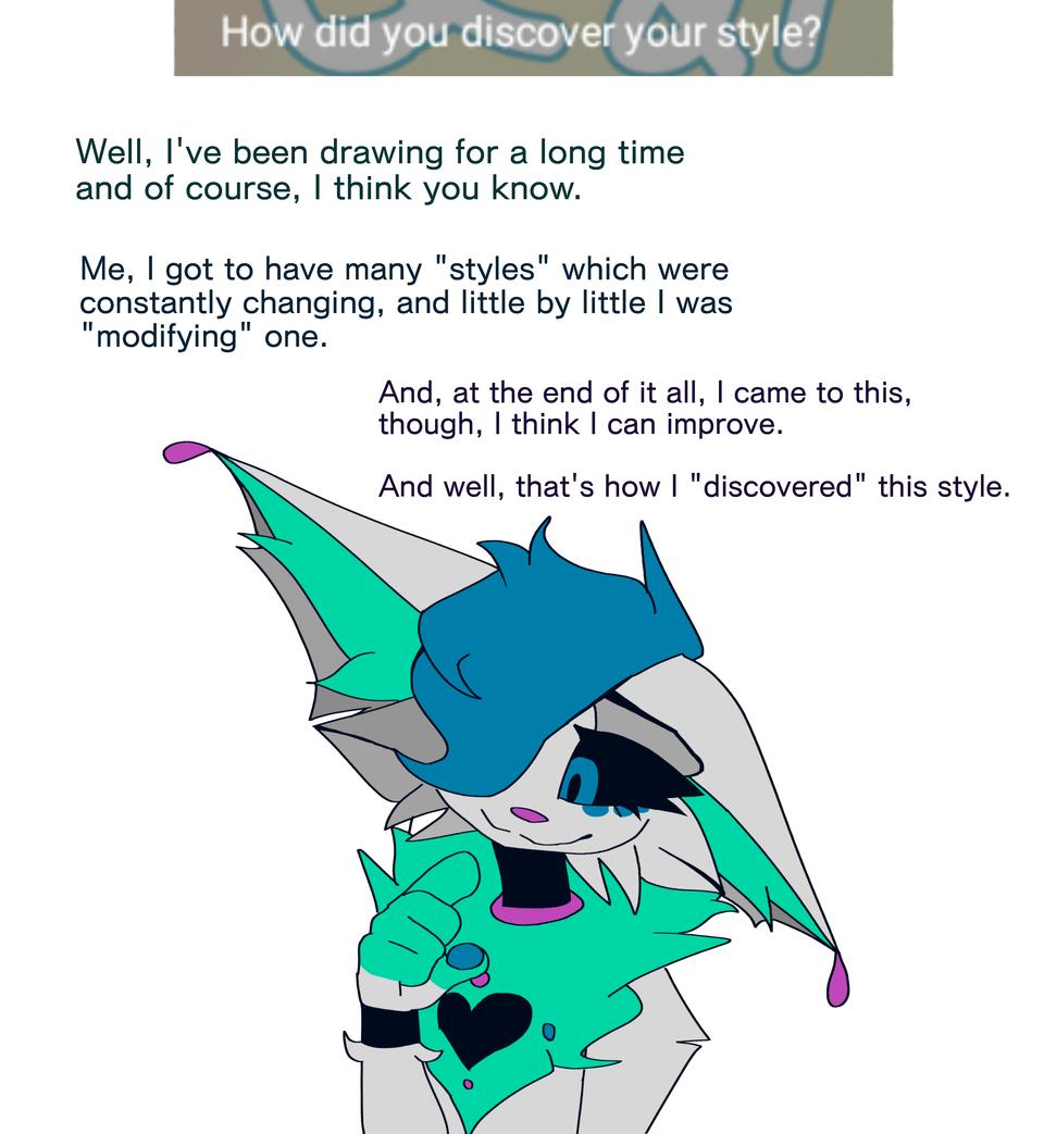 Q&A:   Part / Parte  #14 Illust of ... medibangpaint Q&A OwO