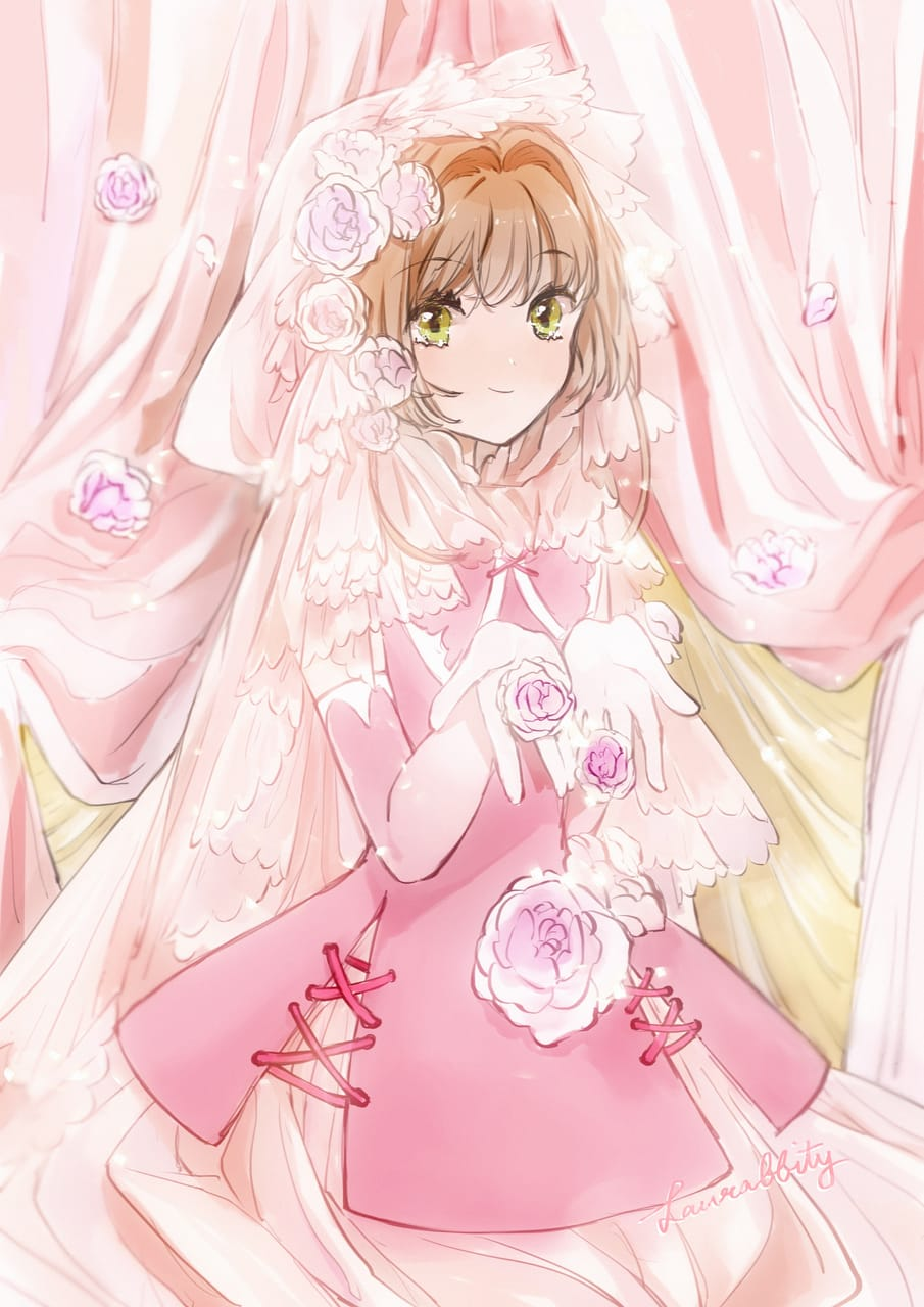 さくら Illust of laurabbity Emo CLAMP girl 木之本桜 CardcaptorSakura