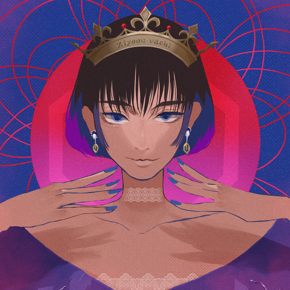 女王蜂 Illust of ちゃりんこ medibangpaint イラスト好きな人と繋がりたい illustration