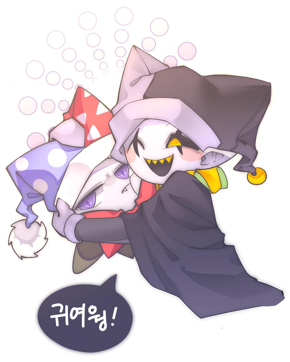 Illust of 마호 medibangpaint マルク Kirby'sDreamLand