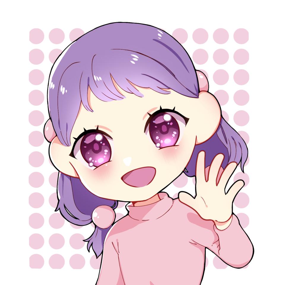 Anime girl oc Illust of Candygrave freeprofilepic digitalpainting girl oc