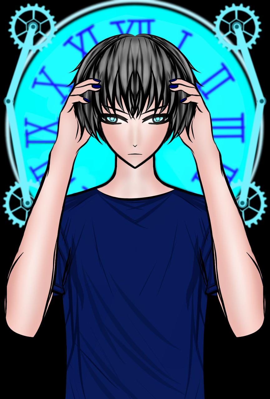 Clock Illust of Luna_moon124❄ illustration medibangpaint