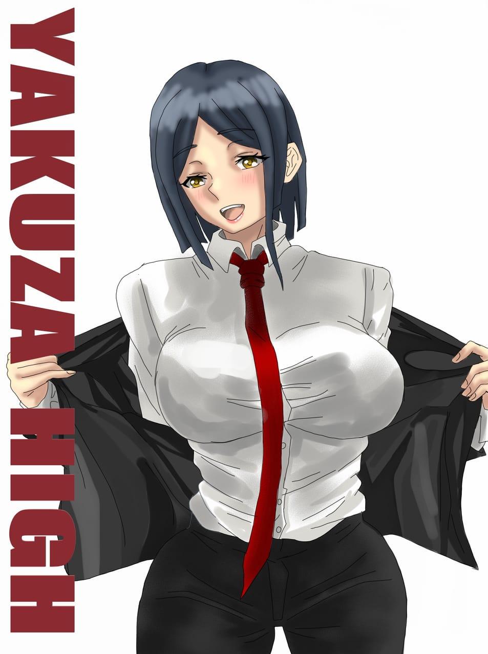 Teresa sensei 3. Illust of Yuri Black Zero cute painting sexy Beautiful medibangpaint illustration Hot color