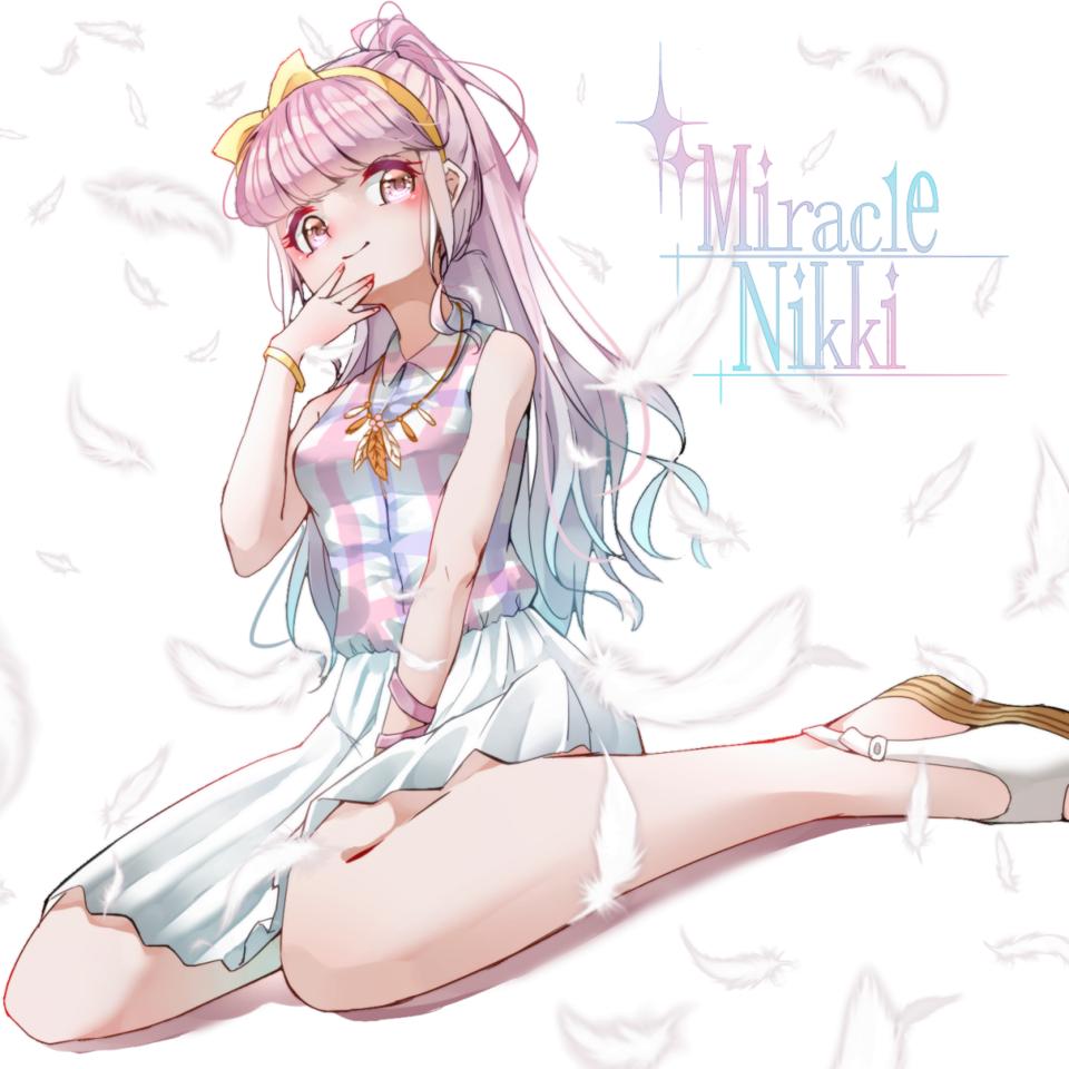 MIRACLE NIKKI Illust of さちお medibangpaint