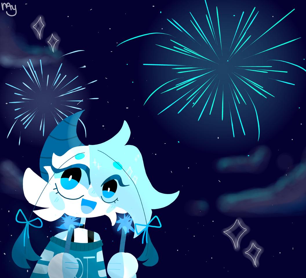 ☆Happy 4th of July everyone!☆ Illust of kiielmao medibangpaint