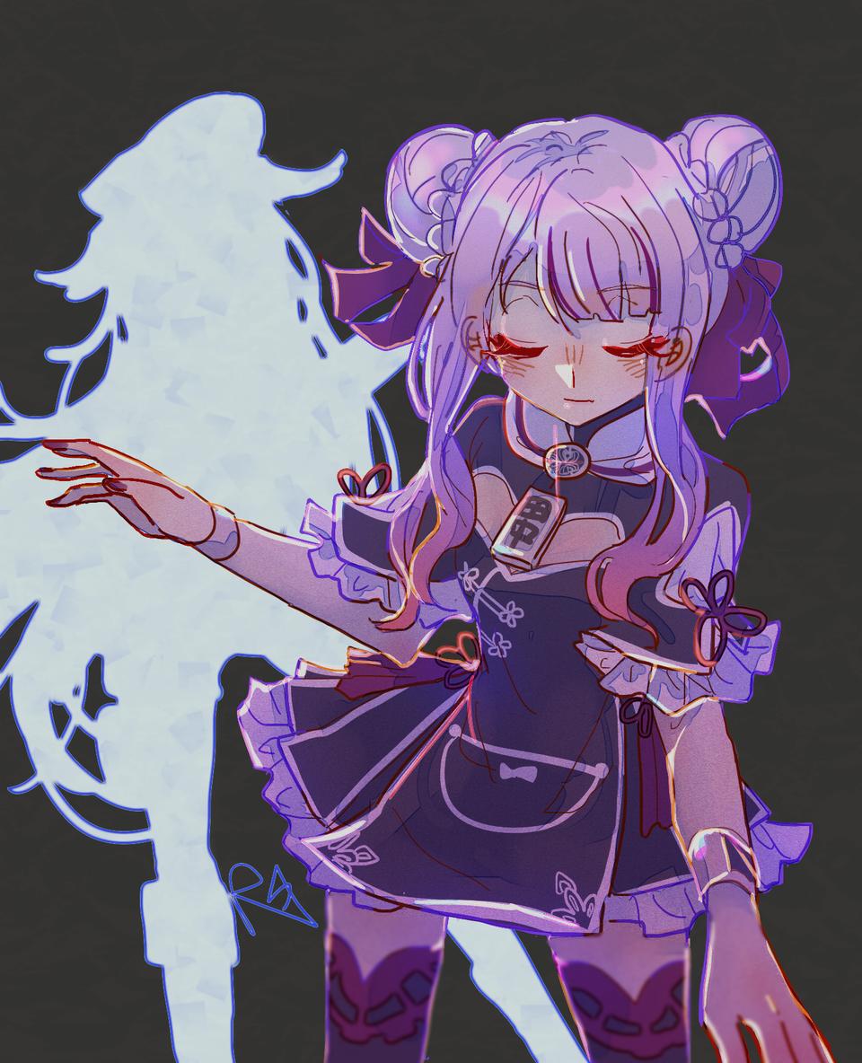 Illust of RSazu HIMEHINA virtual_YouTuber ヒメヒナ
