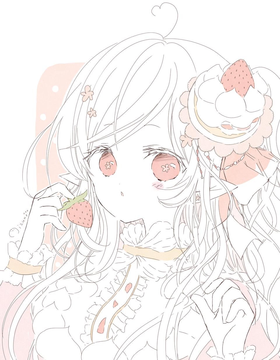 🍰🍓 Illust of 水野 ユズ