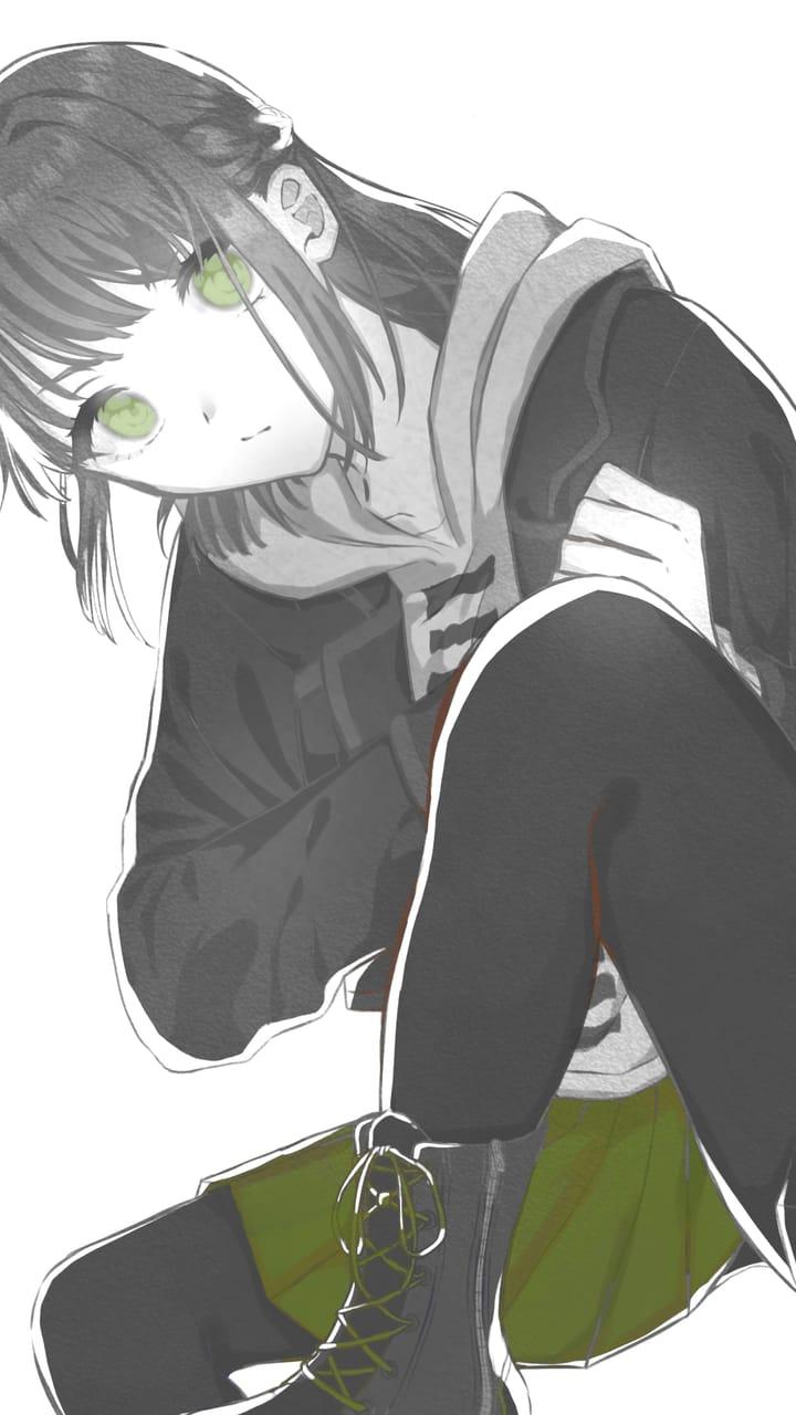 全然お祝い風じゃないお祝いイラスト(笑) Illust of fayuri * けいみり girl 代理ちゃんを愛して!! 代理