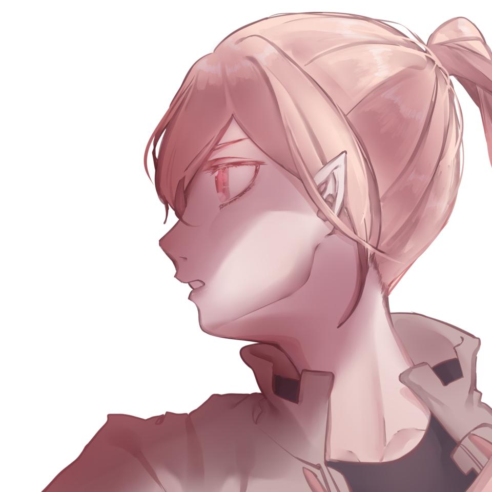 Illust of 翼 girl impasto
