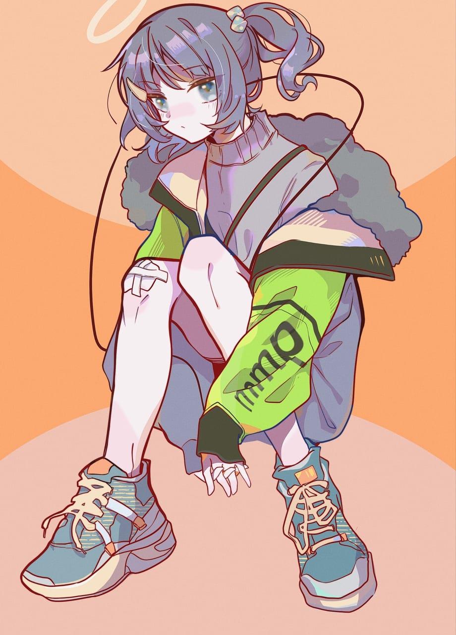 ( ´▽` ) Illust of hfish January2021_Contest:OC