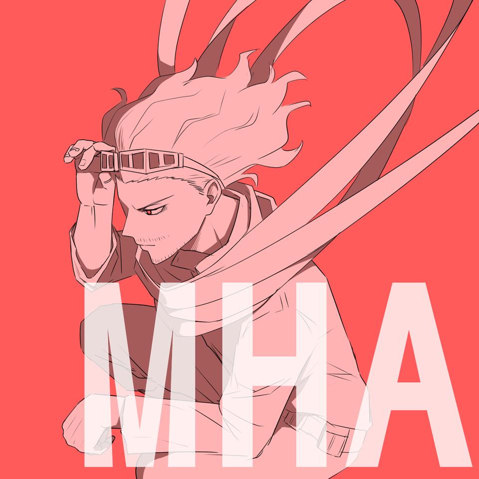イレイザーヘッド Illust of yuri MyHeroAcademia 相澤消太
