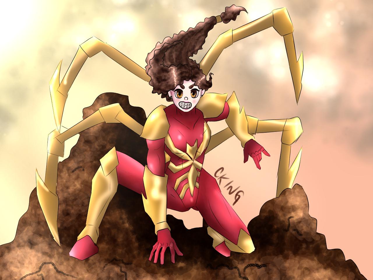 Spider Gabriex