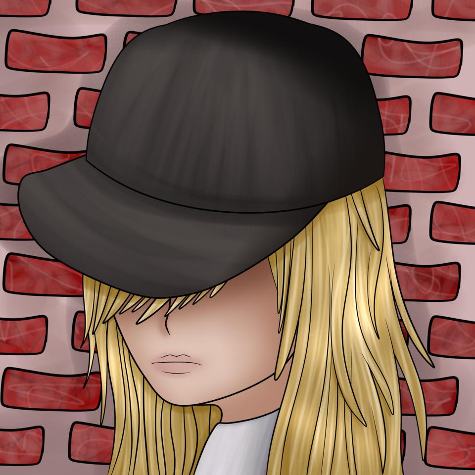 Nice Hat (Akito) Illust of Konaki Rikou oc cute hat medibangpaint
