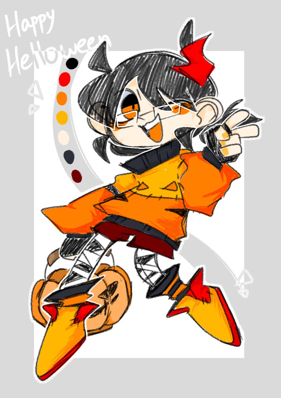Helloween服装(没有设定)