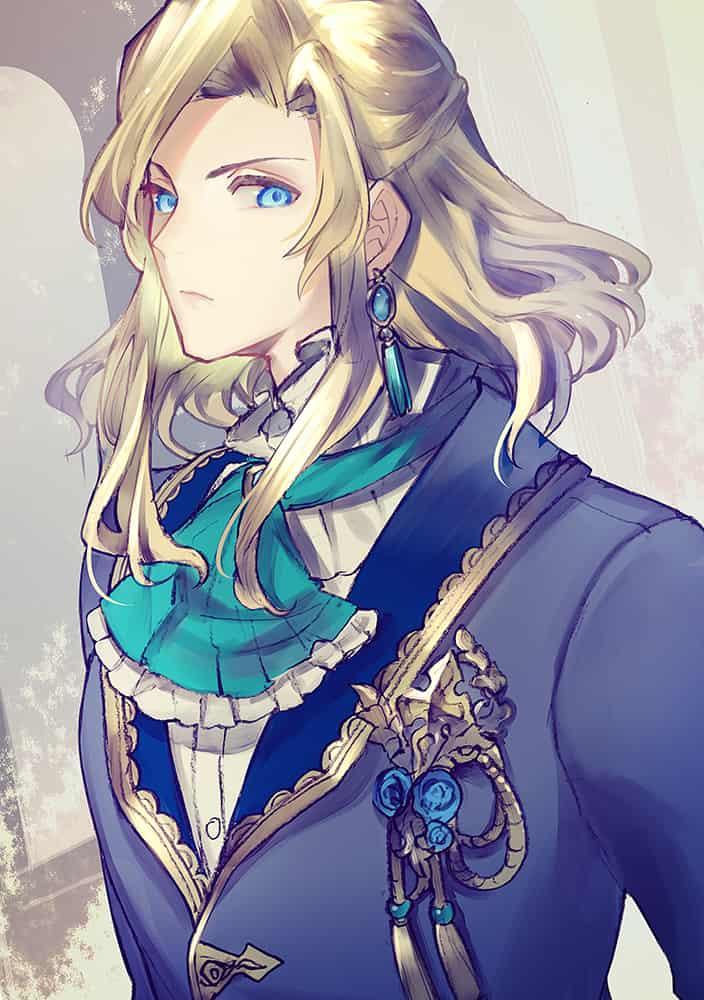 PRINCE Illust of くれ original oc